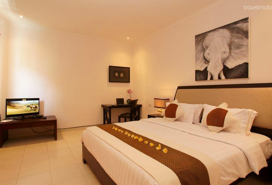 One bedroom villa in Seminyak - room