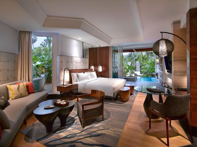 Sofitel Bali Nusa Dua Beach Resort - suite
