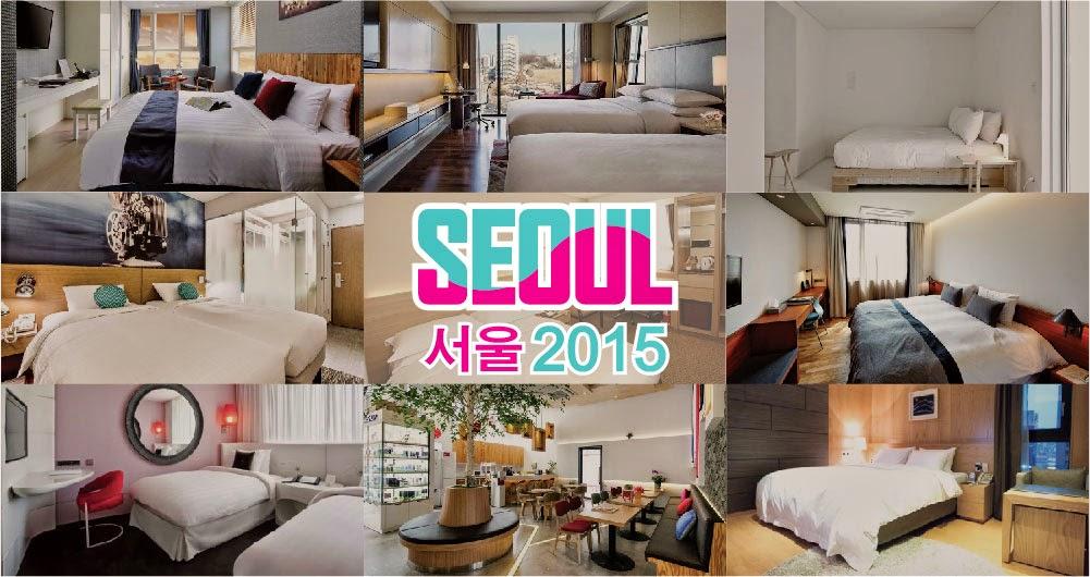 韓國 2015年【首爾住宿推介】 酒店、服務式住宅、青年旅舍大集合 (一)