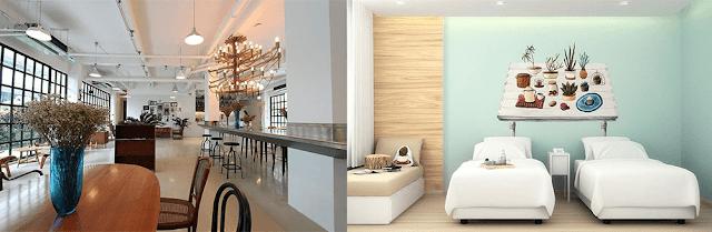 Beat Hotel Bangkok 比特曼谷酒店
