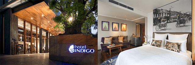 Hotel Indigo Bangkok Wireless Road 曼谷英迪格酒店