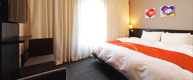 京都格蘭愛慕斯酒店 Hotel Gran Ms Kyoto - 雙人房