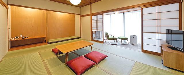 京都格蘭愛慕斯酒店 Hotel Gran Ms Kyoto - 日式客房