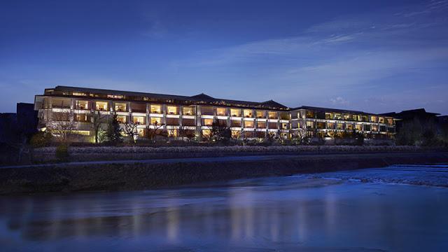 京都麗思卡爾頓酒店 Kyoto Ritz-Carlton Hotel