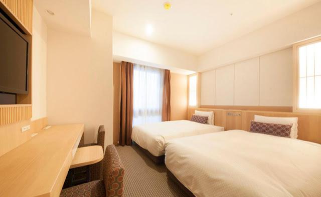 坎帕納京都船舶酒店 Vessel Hotel Campana Kyoto Gojo - 雙人房