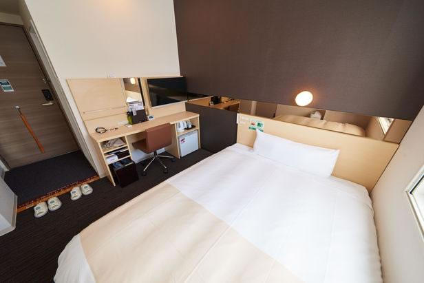 JR奈良站三条街超级酒店 Super Hotel JR Nara Ekimae Sanjodori - 單人房