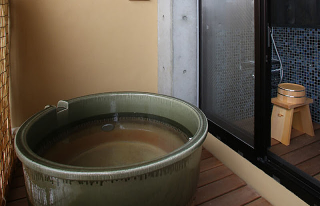 奈良町家和鹿彩別邸 New Wakasa Annex Hotel - 303室風呂