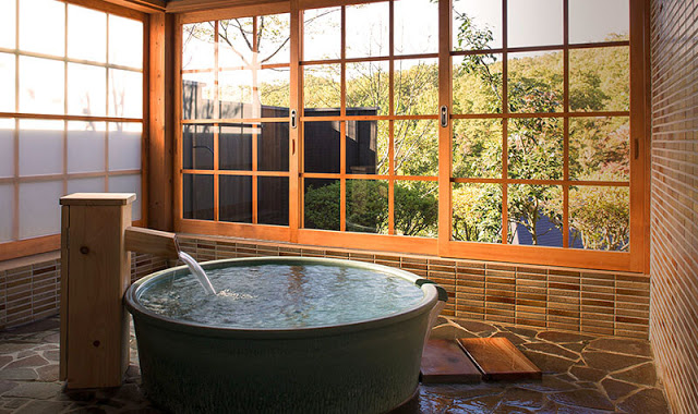 深山山荘 Miyama Sansou A1客房 私人風呂