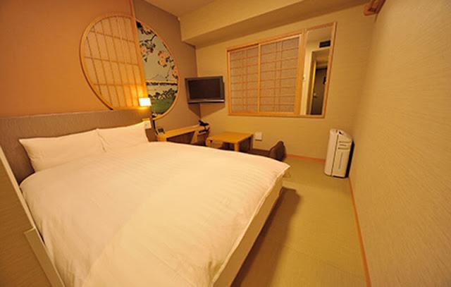 名古屋多米快捷旅館 Dormy Inn EXPRESS Nagoya - 日式雙人房
