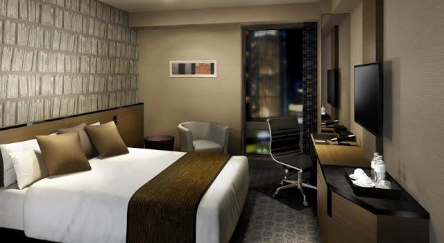 名古屋史特林酒店 The Strings Hotel Nagoya - 客房
