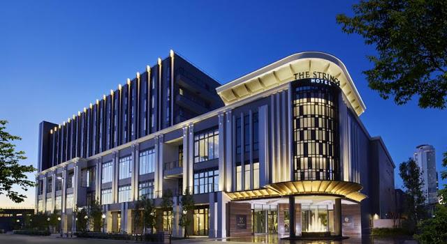 名古屋史特林酒店 The Strings Hotel Nagoya
