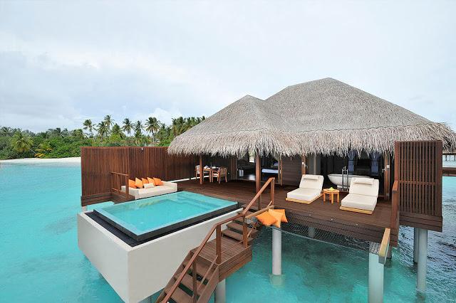 馬爾代夫雅也達酒店 Ayada Maldives