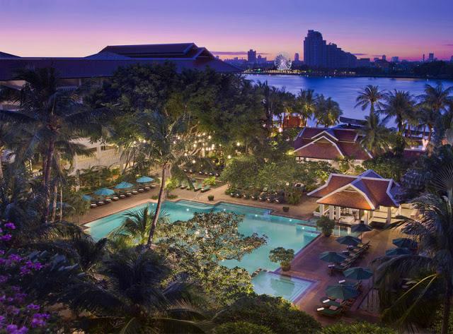 曼谷安納塔拉河畔水療度假村 Anantara Bangkok Riverside Resort And Spa