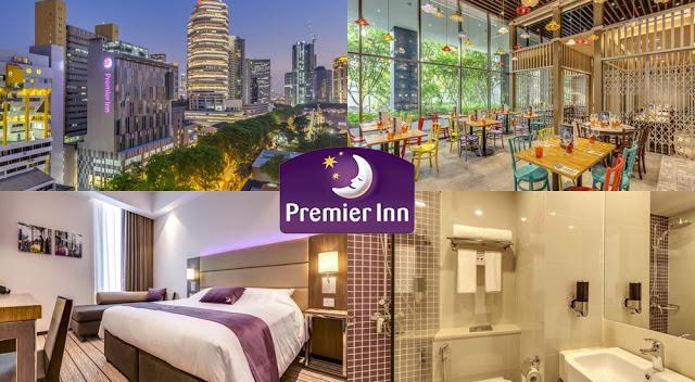 Premier Inn Singapore Beach Road