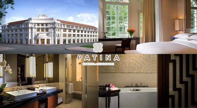 The Patina, Capitol Singapore