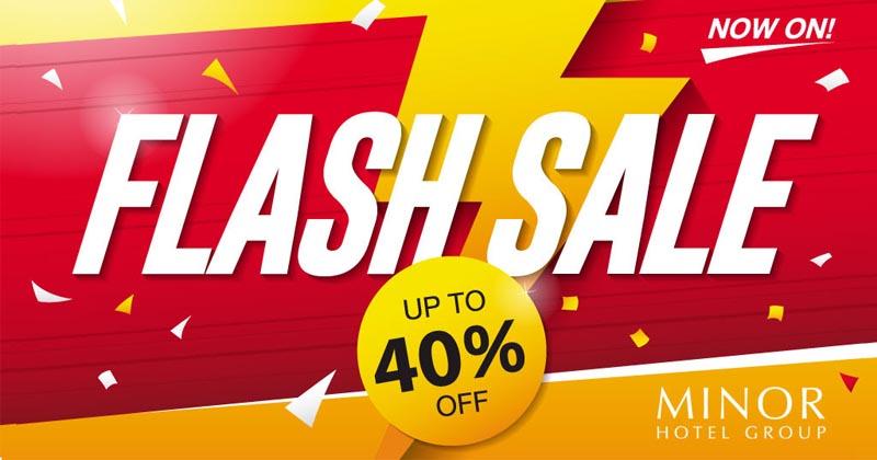 Resort【Flash Sale】泰國、馬爾代夫 Anantara、AVANI 酒店 6折起,限時至6月3日。