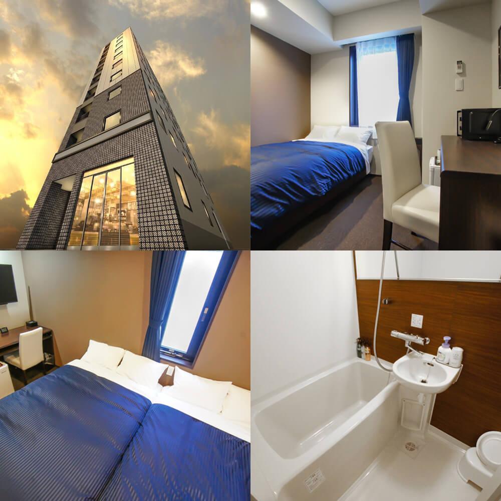 東京馬喰町萊夫瑪克思酒店 HOTEL LiVEMAX Tokyo Bakurocho