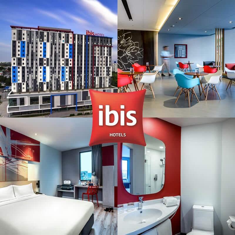 曼谷 IMPACT宜必思飯店 ibis Bangkok IMPACT