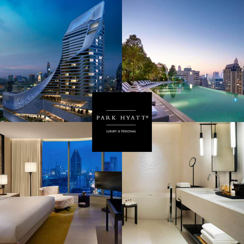 曼谷柏悅酒店 Park Hyatt Bangkok