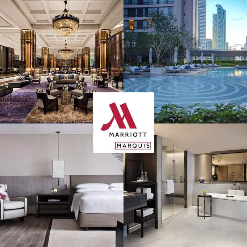 曼谷皇后公園萬豪侯爵酒店 Bangkok Marriott Marquis Queens Park