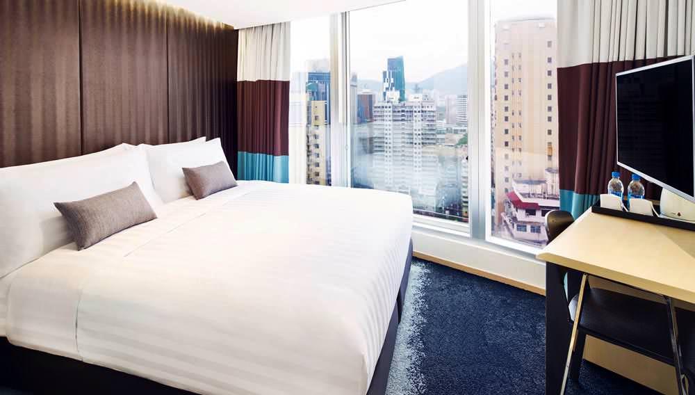 香港108館 Hotel 108, Hong Kong
