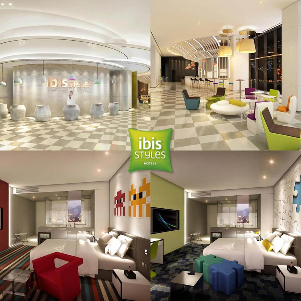 首爾龍山宜必思風尚大使酒店 ibis Styles Ambassador Seoul Yongsan