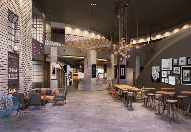 MOXY 大阪本町酒店 Moxy Osaka Honmachi