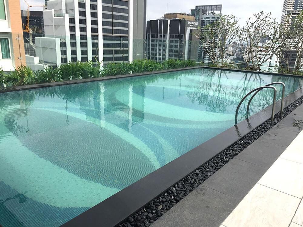 曼谷蘇坤蔚凱悅嘉軒酒店 - 泳池