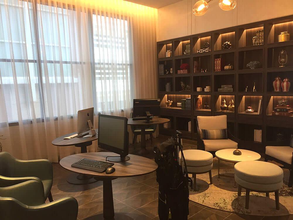 曼谷蘇坤蔚凱悅嘉軒酒店 - 大堂