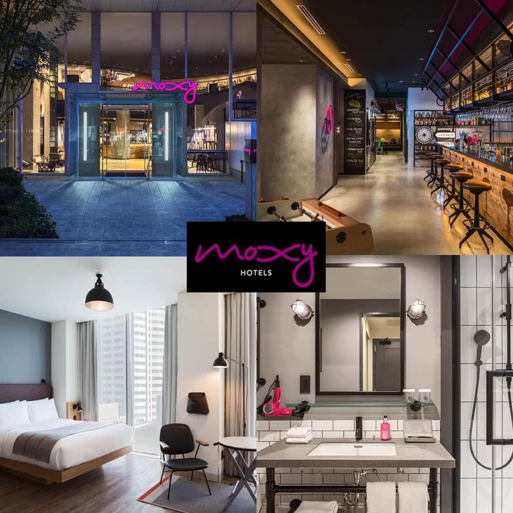大阪新酒店-MOXY 大阪本町酒店 Moxy Osaka Honmachi