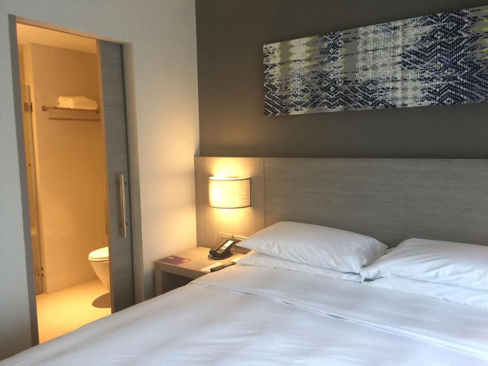 曼谷蘇坤蔚凱悅嘉軒酒店 - 標準雙人房