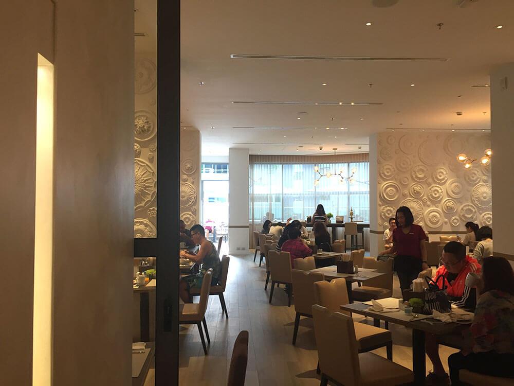 曼谷蘇坤蔚凱悅嘉軒酒店 - 餐廳