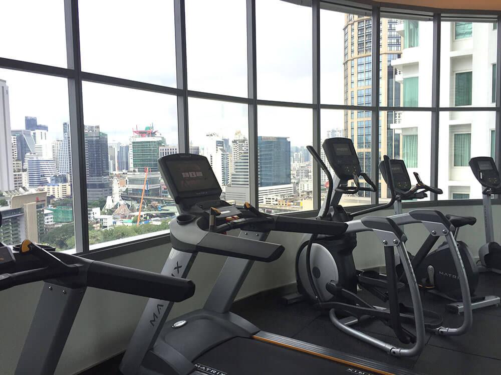 曼谷蘇坤蔚凱悅嘉軒酒店 - 健身室