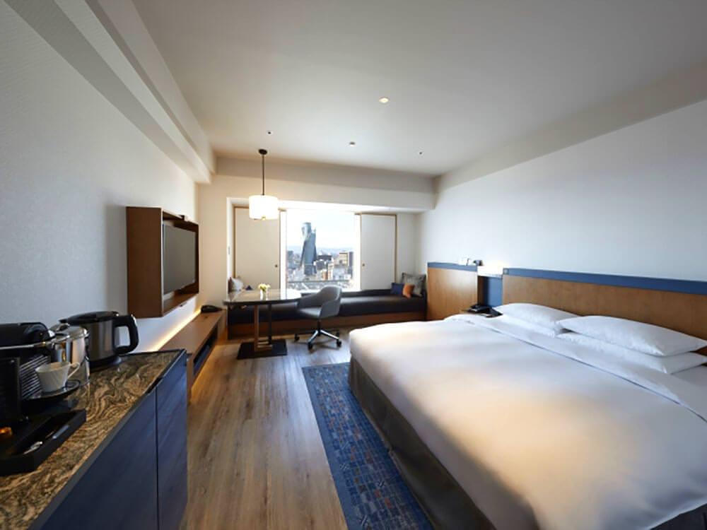 名古屋希爾頓 Nagoya Hilton - Deluxe豪華雙床房