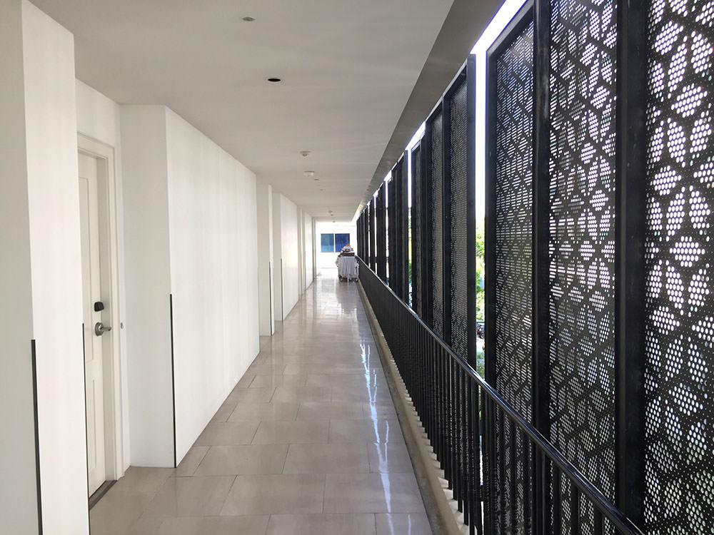 曼谷酒店推介-曼谷文思酒店 Hotel Once Bangkok 走廊