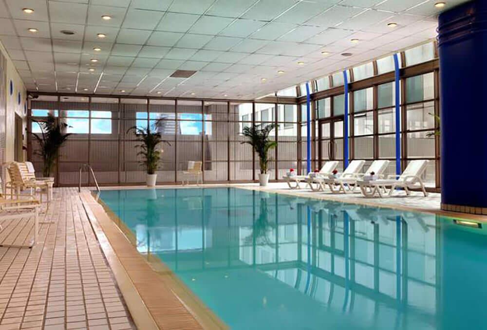 名古屋希爾頓 Nagoya Hilton - 泳池