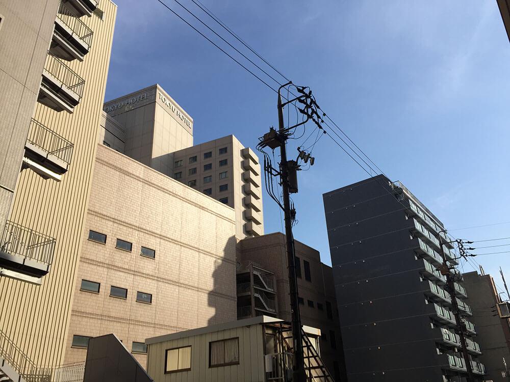 名古屋東急飯店 Nagoya Tokyu Hotel - 外觀