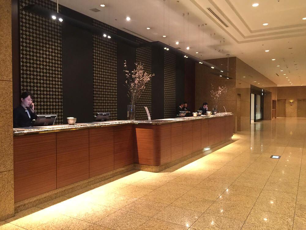 名古屋希爾頓 Nagoya Hilton - 大堂