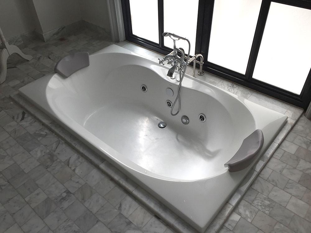 曼谷酒店推介-曼谷文思酒店 Hotel Once Bangkok 浴缸
