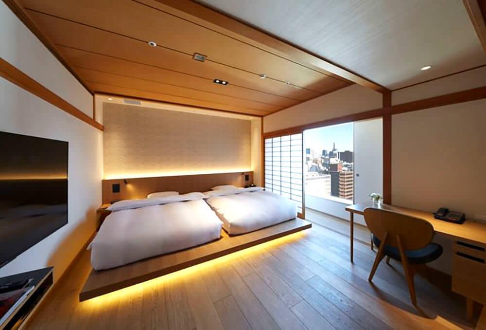 名古屋希爾頓 Nagoya Hilton - 和室套房