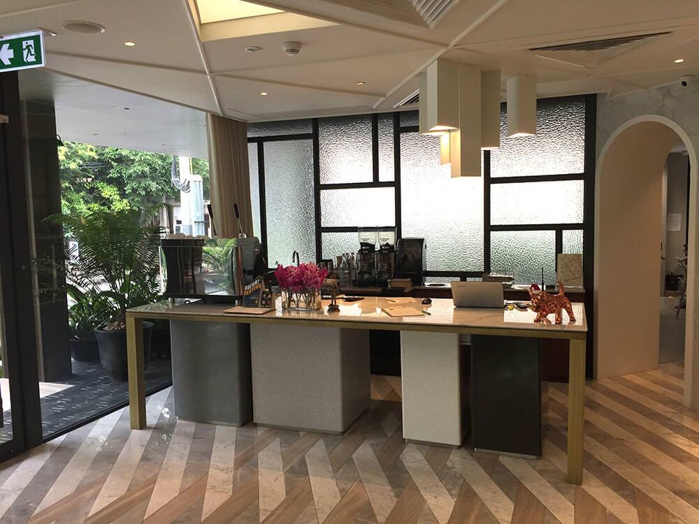 Volve Hotel Bangkok - 大堂