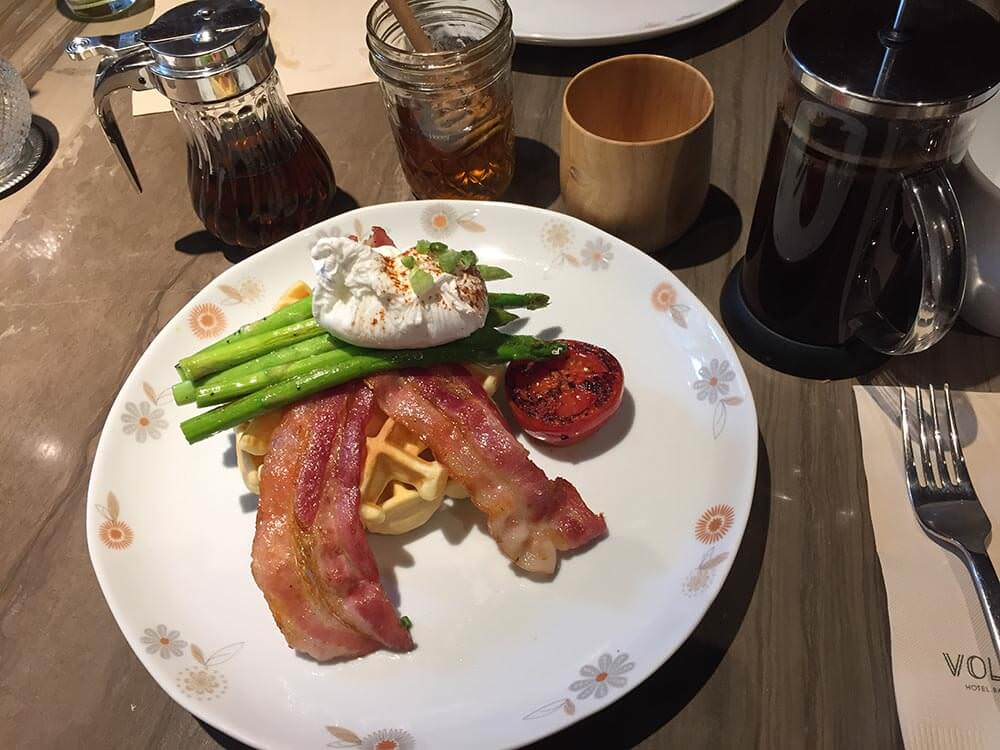 Volve Hotel Bangkok - 早餐