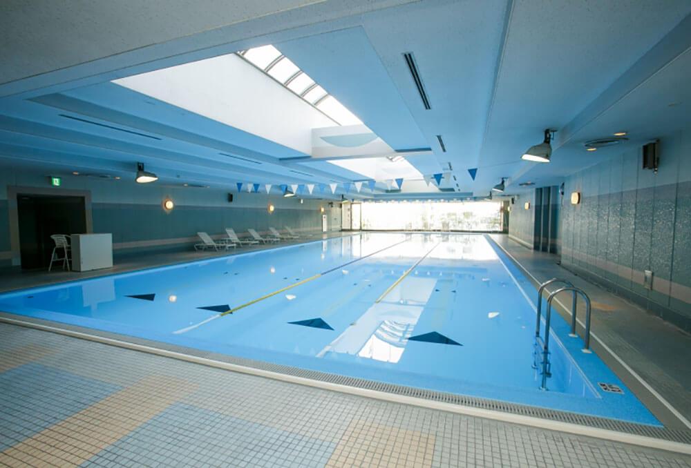 名古屋東急飯店 Nagoya Tokyu Hotel - 泳池