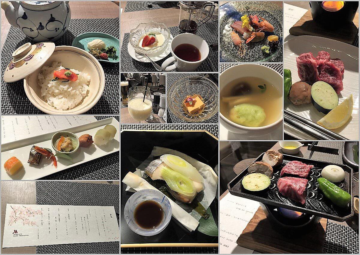 南紀白濱萬豪酒店 晚餐