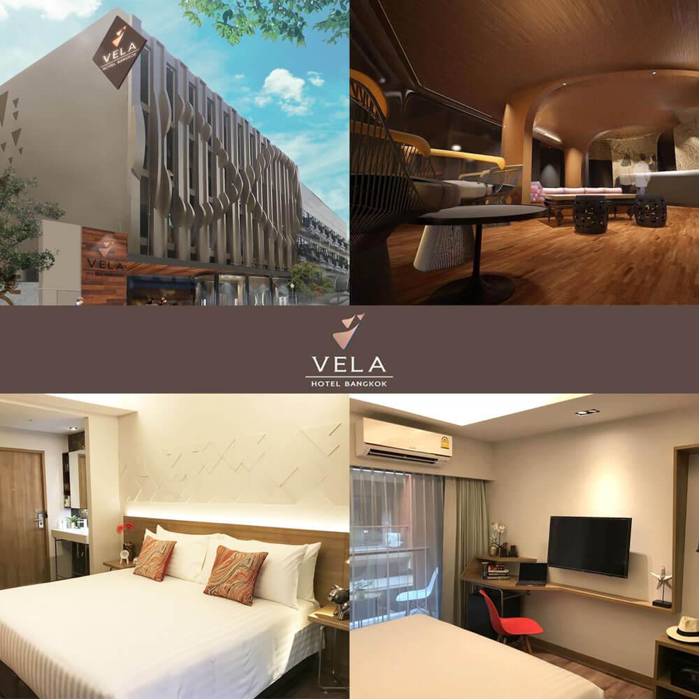 曼谷維拉酒店 VELA Hotel Bangkok