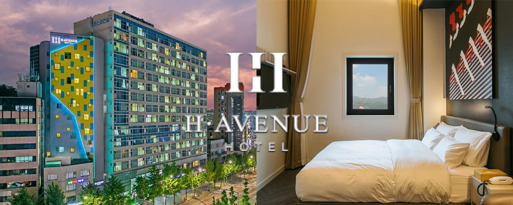梨大新村H大道酒店 H Avenue Hotel Idae Sinchon