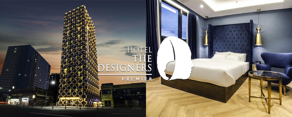 康黛設計師頂級酒店 Hotel The Designers Premier Kondae