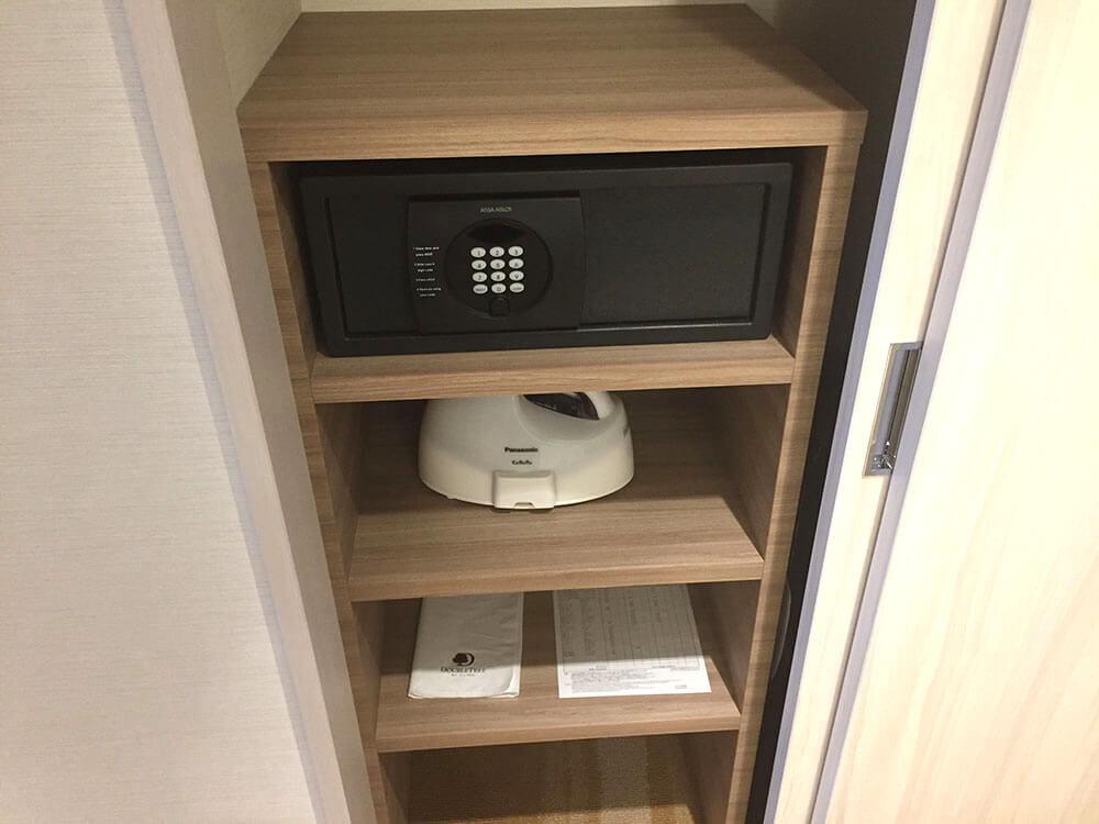沖繩北谷希爾頓逸林度假酒店 DoubleTree by Hilton Okinawa Chatan Resort - 標準雙人房 夾萬