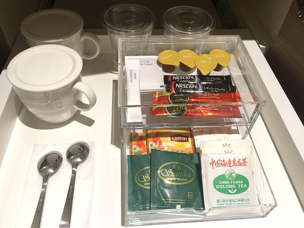 沖繩北谷希爾頓逸林度假酒店 DoubleTree by Hilton Okinawa Chatan Resort - 標準雙人房 咖啡