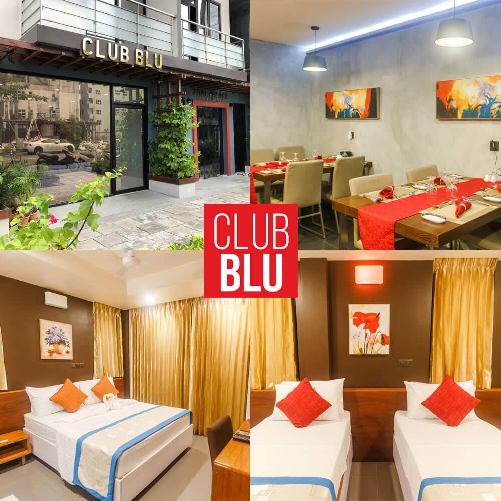 藍色俱樂部酒店 CLUB BLU